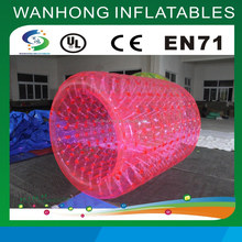Manufacturer inflatable body zorb ball ,PVC material inflatable roller ball