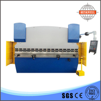 delem cnc control press brake machinery with different type