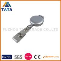 32MM Round Shape Custom Rotatable Megnetic Badge Reels