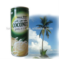 240ml coconut water fresh plant protein drink