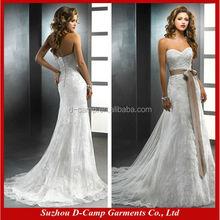 Wd-1255 elegante spitzen-overlay schlank marokkanischen hochzeitskleid love forever hochzeitskleid in istanbul