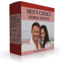 Man's Choice Herbal Essence for men's health and energy