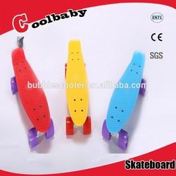 2014 new design custom Skateboard Complete professional leading manufacturer