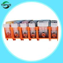 Refillable ink cartridge for Canon PGI220 CLI221 popular in USA
