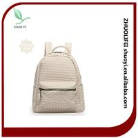 2015 Wholesale fashion girls school backpack for teens, stylish backpack teens