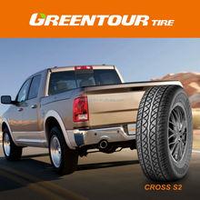 Hot sale low price CROSS S2 suv & lt radial tire pcr