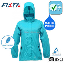 Ladies Lightweight Jacket/ Waterproof Jacket