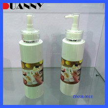 120ML--500ML PET SHAMPOO BOTTLE CONTAINER SHAMPOO BOTTLE PACKAGING WHOLESALE