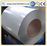heat resistant color coated zinc aluminium roofing sheet