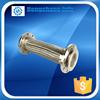 high pressure stainless steel flexible metal braided hose