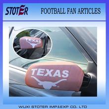 Texas car mirror cover flag