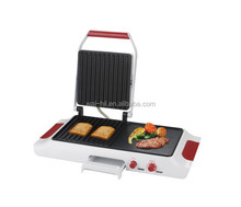 New design from France customer design table multifunctional grill