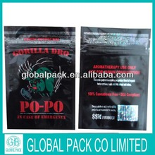 2014 Hot sale po-po potpourri herbal incense bag with high quality