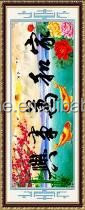 """""""Fortune & Fish"""" New 5D round crystal diy diamond painting"""
