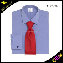2015 Latest shirt designs for men solid color casual man shirt from China supplier