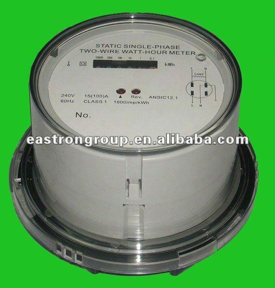 3 Phase Meter Utilyti : Phase kwh meter three four wire multi function