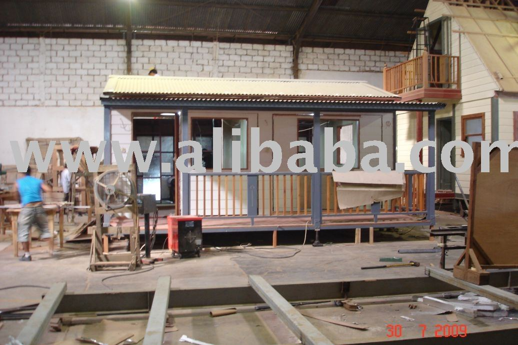 Steel Frame Cabins And Houses Prefab Buy House Product