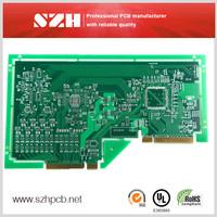 94 Vo 1.6mm 1 oz Lead Free HASL pcb manufacturer in Sunthone