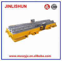 OEM wagon longitudinal beam profiling mould and progressive stamping die