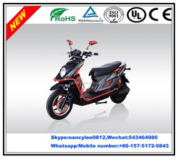 """China wholesale super 16""""800W/ 2 wheels electrial motorcycle/electrial scooter made in China,CE approval"""
