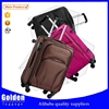 Baigou Factory Best Seller Carry-on 1680D Travel Luggage Universal Wheel Trolley Luggage