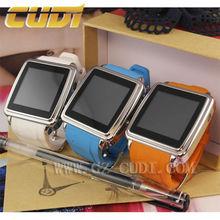 Alibaba china wearable gadgets phone watch mobile phone watch wrist mobile watch with camera