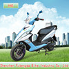 cool sport hydraulic fork electric scooter with 800w brushless hub motor DISC brake and big soft seat for adult