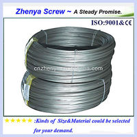 deformed wire rod with ISO9001/SGS Certificate stainless steel wire rod hs code