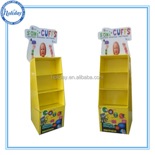 Supermarket/Shop Corrugated Retail Cardboard Display For Toys,Toys Stand,Toys Racks