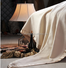 Top Rated Soft & Fashionable Pure Silk Blanket