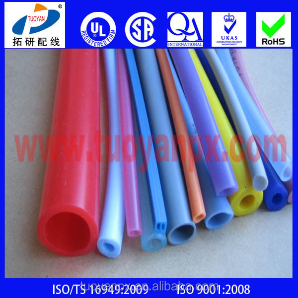 High temperature silicone rubber tubing buy