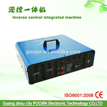 1000W 2000W 3000W photovoltaic power generation systems; solar green saving energy system & 100A 200A deep cycle battery