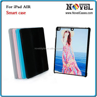 Latest Sublimation Flip Cover for iPad Air, for iPad 5, Sublimation Smart Cover