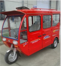 100% new fuel /petrol tricycle for passenger