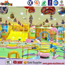 Qingfeng hot sale kids play area children commercial indoor playground equipment