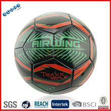 wholesale PVC machine stitched football top quality