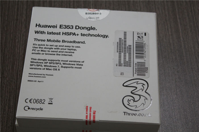 Huawei E353 usb modem Mini Modem 3G USB Dongle External