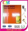 CM Paint Car Packing Epoxy Anti-static Floor Coating