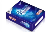 teeth whitening strips,3d teeth whitening strips, teeth whitening gel strips home/dental use