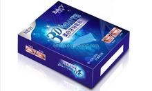 teeth whitening strips,3d teeth whitening strips, teeth whitening gel strips home/dental use