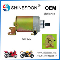 Starter Motor Motorcycle Starter Motor CH125 High Performance
