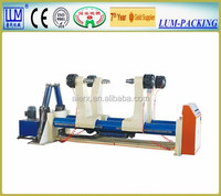 hydraulic shaftless mill roll stand Corrugated cardboard hydraulic mill roll stand, carton making machine