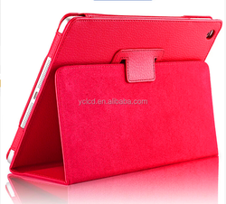 For ipad 2 case, for ipad 3/4 case, for ipad 2/3 flip leather case