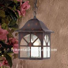 Cheap water glass exterior large pendant lamps