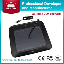 electronic USB powered digital pen pressure touch graphic drawing tablet Huion P608N