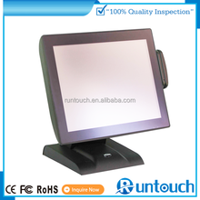 Runtouch OEM/ODM services true full flat touchscreen TPV POS
