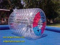 2.7mL x 2.4m Outer Dia. x 1.8m Inner Dia. Aqua Ball,Water Rolling Ball