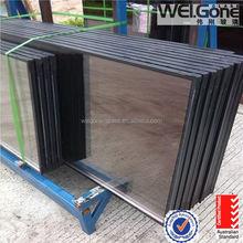 Safe solar tempered low-e insulated glass, low-e double glazing, low-e glass unit