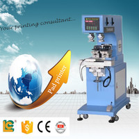 alibaba new product pad printing machine price LC-PM2-150LT tampo printer for Lighter ,pen