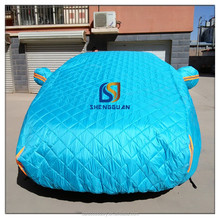 3 layer hail protection car cover